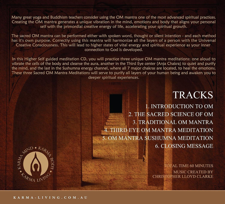 Lincoln gergar sacred om mantra meditations amazon music biocorpaavc