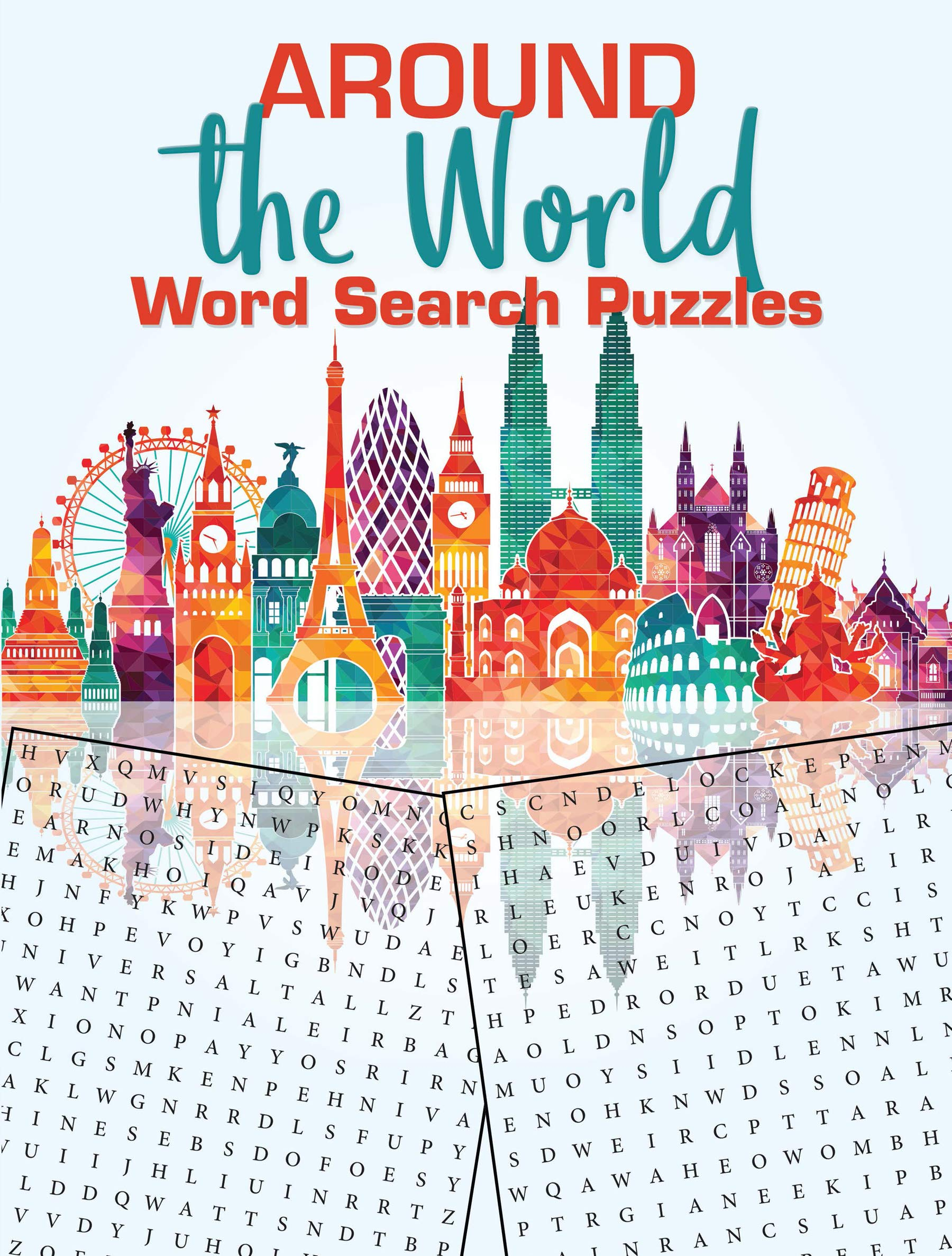 Download Around the World Word Search Puzzles ebook