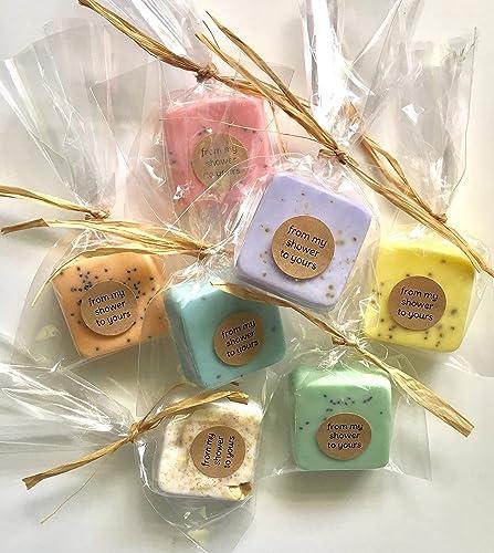 wedding favors 25 mini soap favors for wedding favors bridal shower favors or