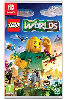 Lego Worlds (Features 2 Bonus Pack) NSW: Amazon.es: Videojuegos
