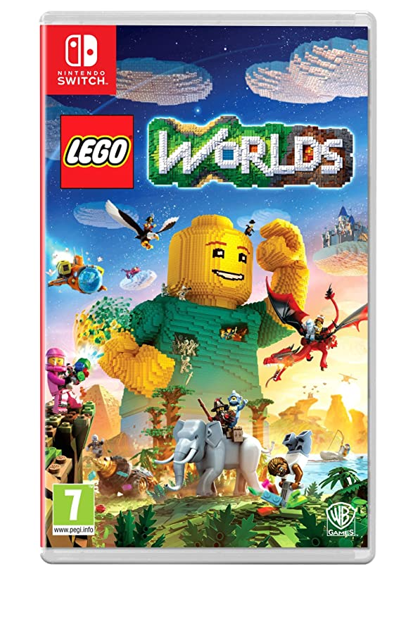 Lego worlds ps4 amazon pc video games gumiabroncs Gallery
