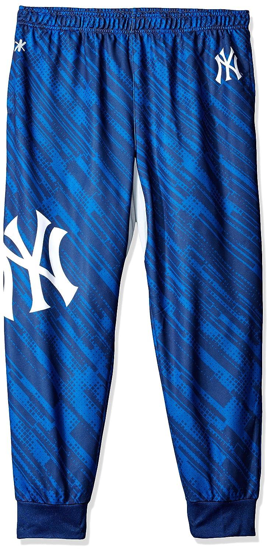 春夏新作 (Large, Yankees Blue) - New York Polyester Yankees Men's MLB New Polyester Jogger Pants B013RAO3E8, インスタイルジャパン:d80e9db4 --- a0267596.xsph.ru
