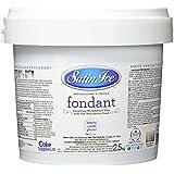 Satin Ice Rollfondant weiß, 1er Pack (1 x 2.5 kg)