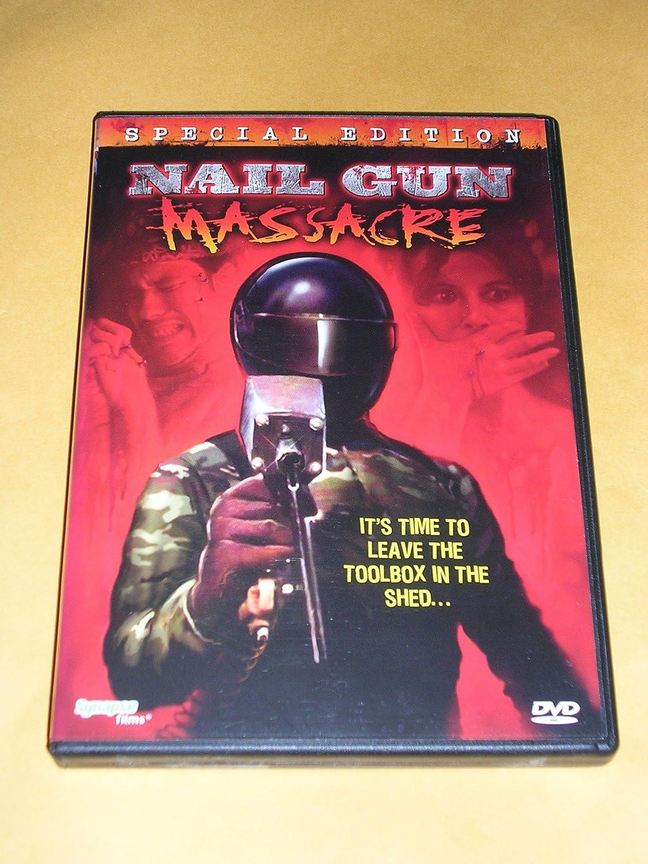 Amazon.com: The Nail Gun Massacre: Rocky Patterson, Ron Queen, Beau ...