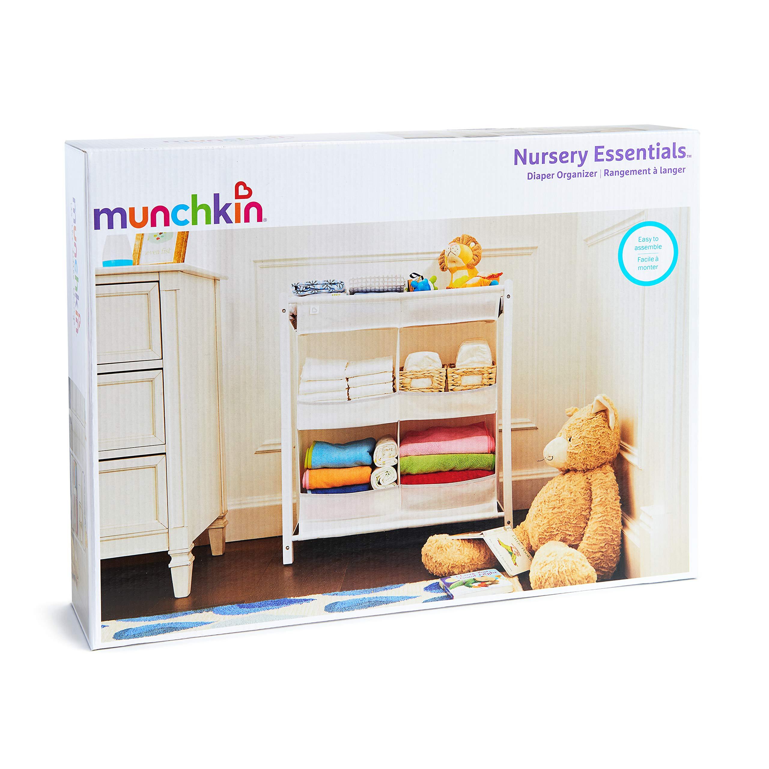 Munchkin Nursery Essentials Organizer - Buy Online in UAE ...