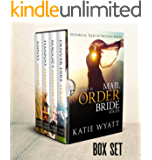 Mail Order Bride: Box Set  #3: Inspirational Historical Western (Historical Tales of Western Brides Box Set Series)