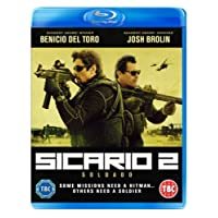 Sicario 2: Soldado [Blu-ray] [2018]