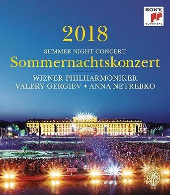 Summer Night Concert 2018 [Blu-ray]