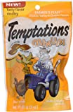 Dogswell Whiskas Temptations Mixups Farmer's Feast 12/3 oz Food, 1 Pack, One Size