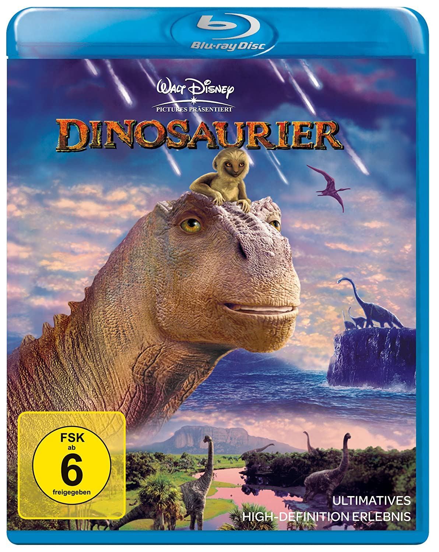 Dinosaurier Blu Ray Amazonde Ralph Zondag Eric Leighton Dvd