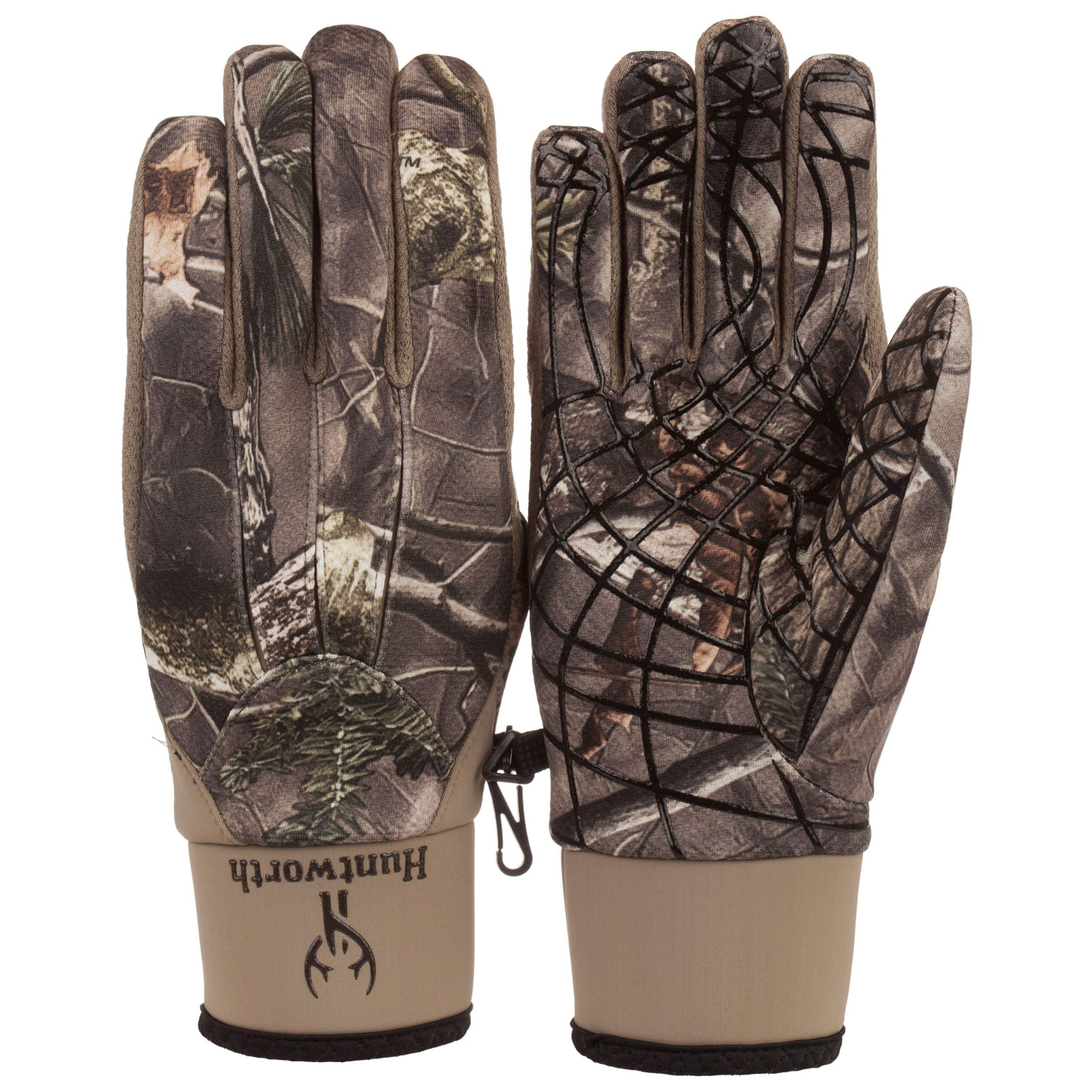 Huntworth Tech Shooter's Gloves, Hidden, X Large by Huntworth