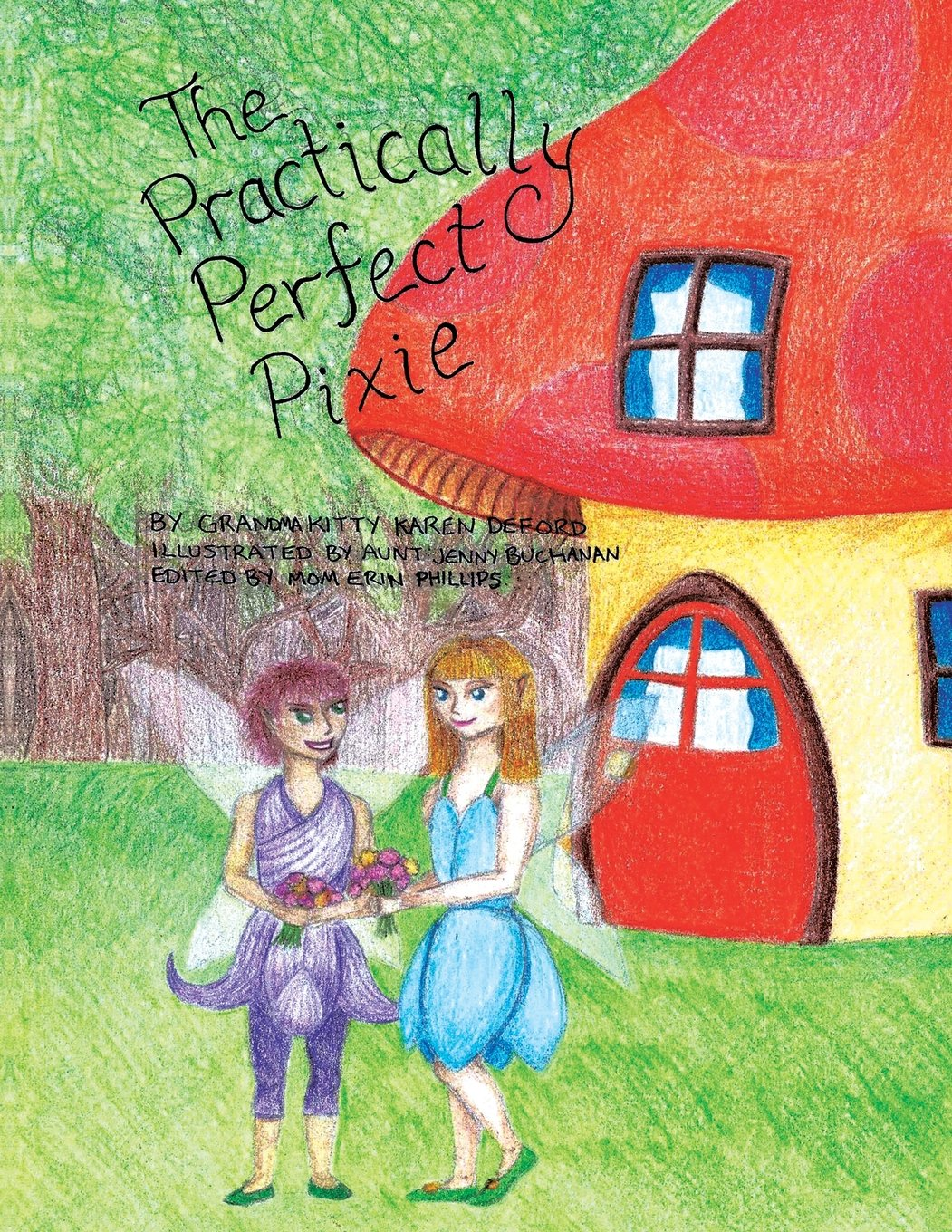 Read Online The Practically Perfect Pixie PDF