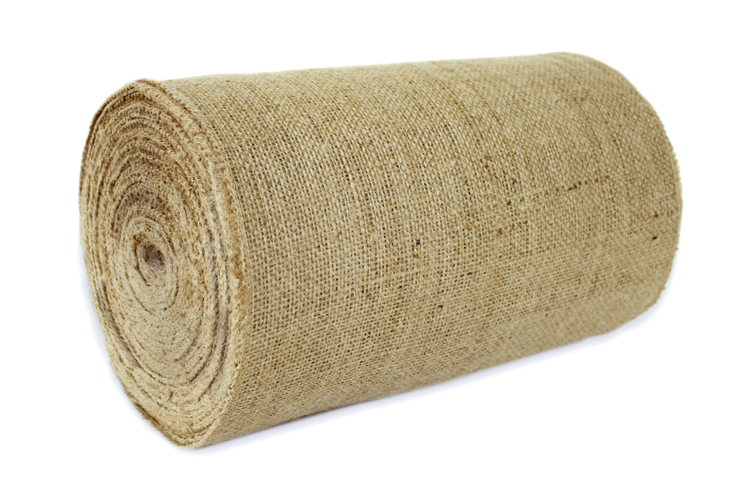 14'' No-Fray Burlap Roll Table Runner, 14 inches by 50 Yards, Placemat, Craft Fabric by Burlap and Beyond LLC (Image #4)