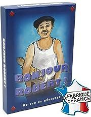 Jeux FK - Jeu de société - Bonjour Robert