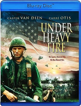 Amazon Under Heavy Fire AKA Going Back Blu Ray Casper Van