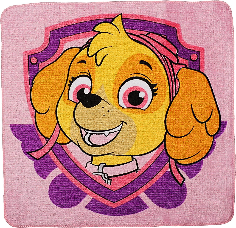 Waschfleck Waschtuch Frottee aus 100 /% Baumwolle alles-meine.de GmbH magischer Waschlappen // Handtuch Name inkl Magic Towel Hunde Zauberwaschlappen Paw Patrol ..