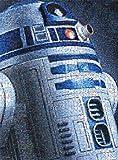 Star Wars - Photomosaic - R2-D2 - 1000 Piece Jigsaw Puzzle
