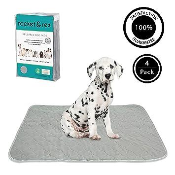 Amazon.com: Almohadillas lavables para cachorros de Rocket ...