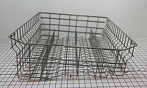 GE Dishwasher WD28X10410 Upper Dishrack gray