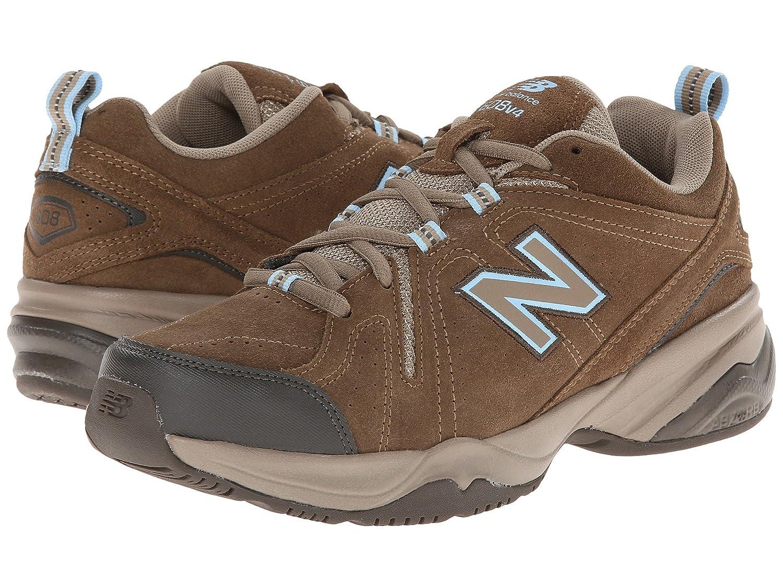【35%OFF】 (ニューバランス) Brown New Balance レディーストレーニング競技用シューズ靴 WX608v4 Brown 8.5 WX608v4 (25.5cm) B (25.5cm) - Medium B078FYWZRX, HOMES:6a34e194 --- tradein29.ru