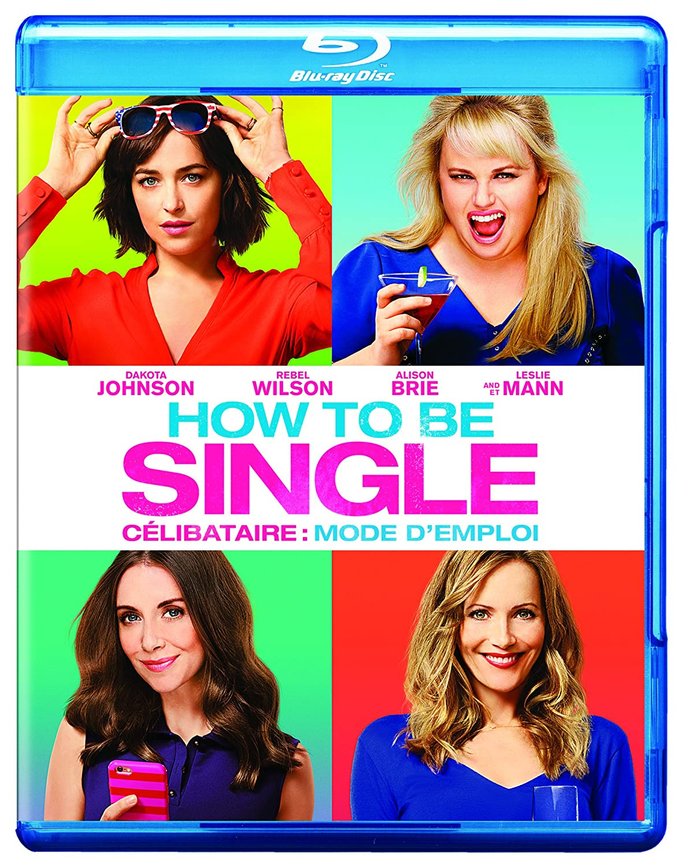How To Be Single [bluray + Digital Copy] (bilingual): Amazon:
