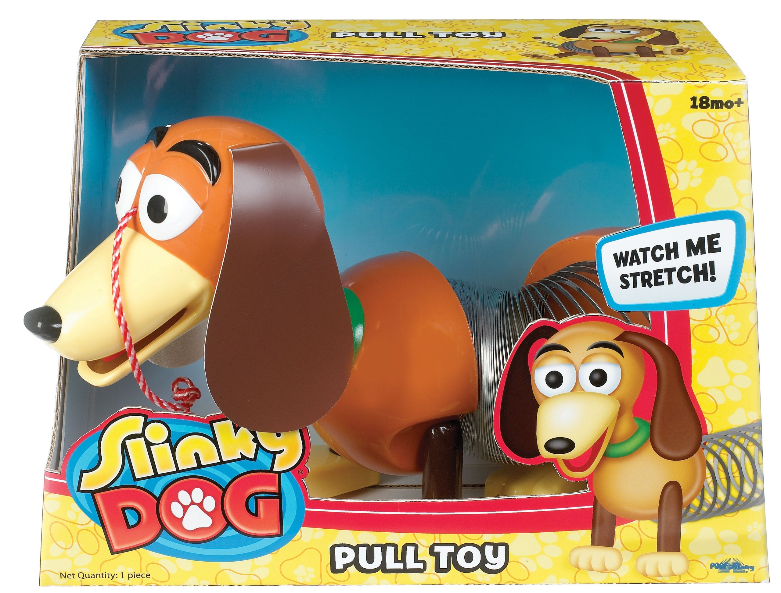 The Original Slinky Brand Slinky Dog