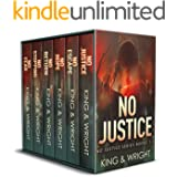 No Justice: The Complete Series: A Dark Vigilante Thriller Series
