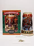 1994 Budweiser Hometown Holiday Stein 15th in Series No Box