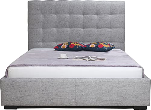 Moe's Home Collection Belle King Bed Frame