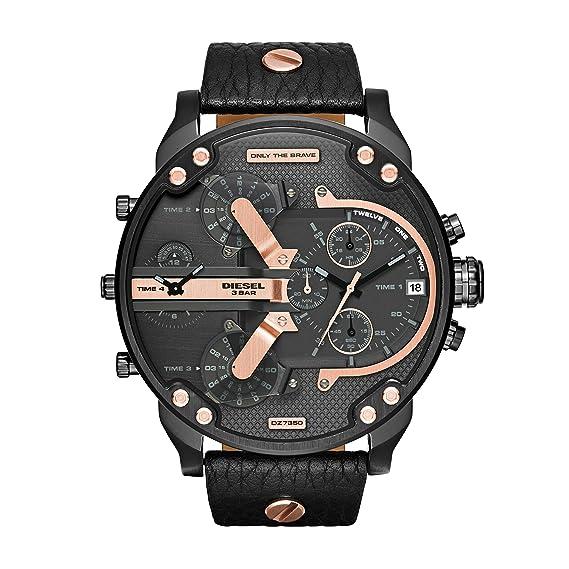 5768f080f47a Diesel Reloj de Pulsera DZ7350  Amazon.es  Relojes