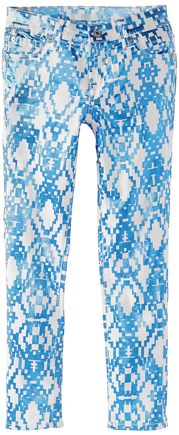 7 For All Mankind Little Girls' The Skinny Jeans 7FGXG1040