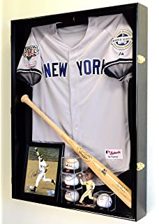 fd3abcbe8 Sports Jersey Display Case Select Your Size 98% UV Lockable 3 Sizes to  Choose Uniform