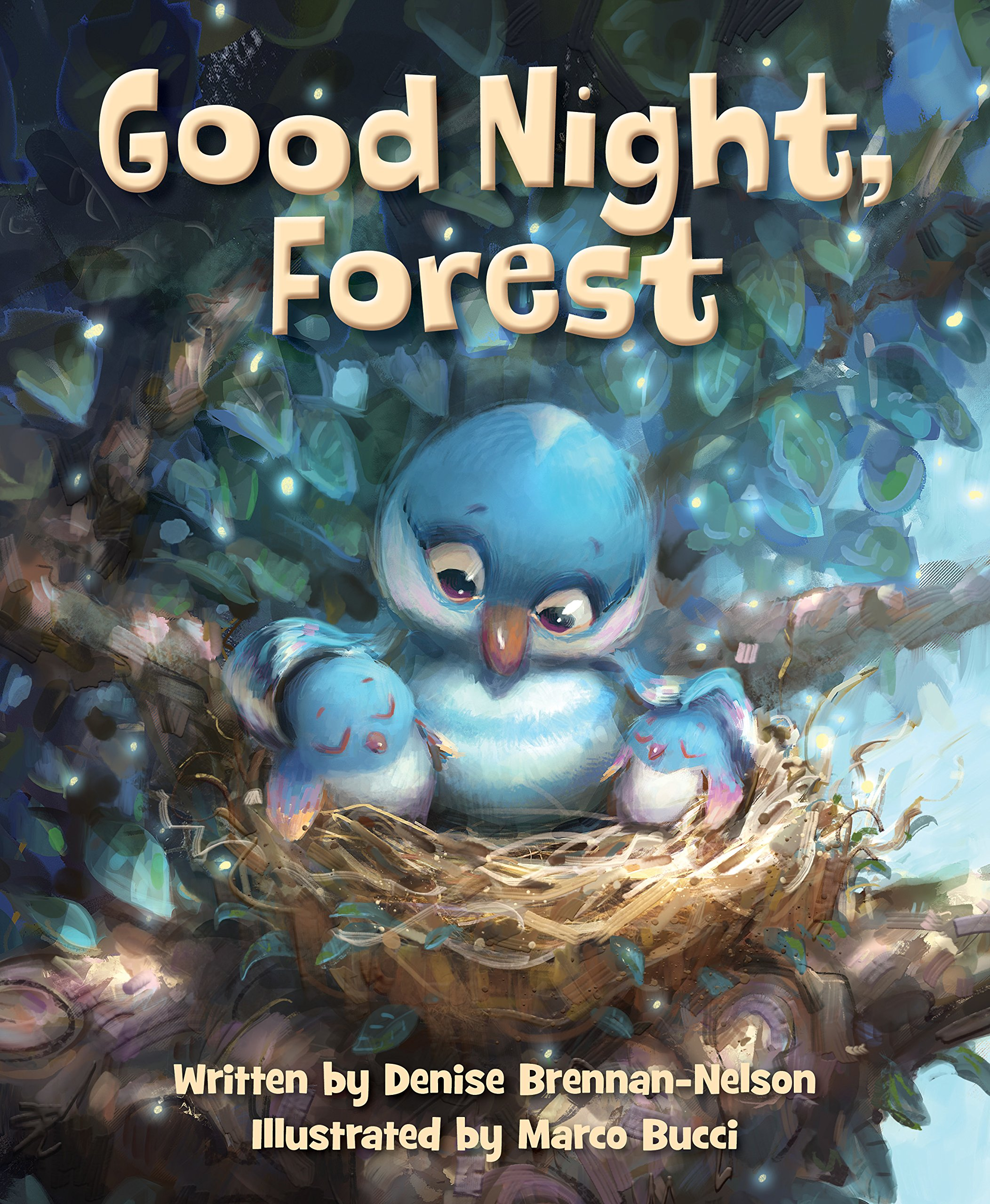 Good Night Forest Denise Brennan Nelson Marco Bucci