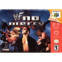 WWE: No Mercy - Nintendo 64