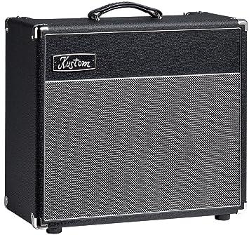 Kustom The Defender 50W 1 x 12 Guitar Combo Amp, Classic Tolex