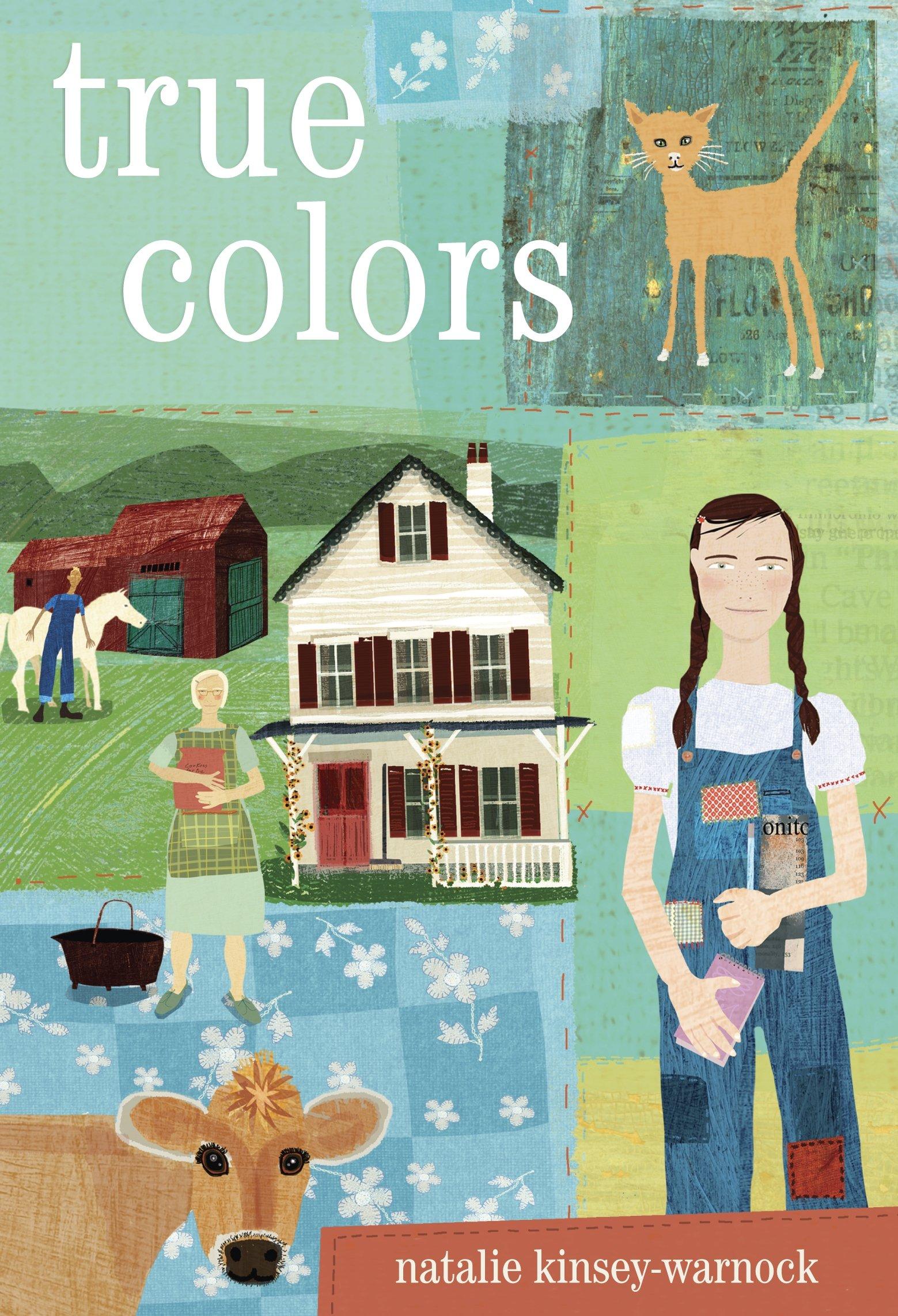 True Colors Natalie Kinsey 9780375854538 Amazon Com Books