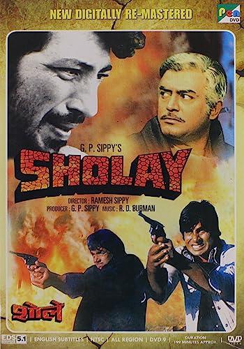 Sholay 1975 Full Hindi Movie Download 500MB 480p DVDRip