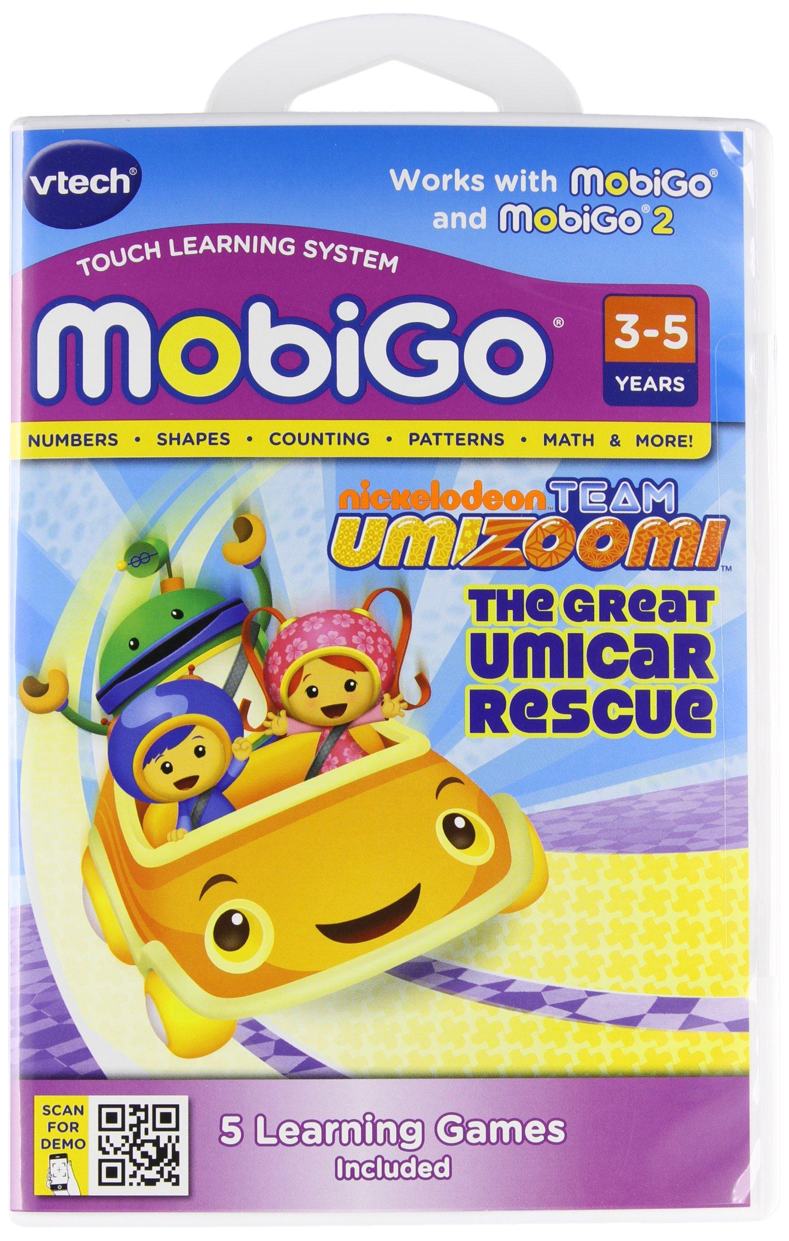MobiGo Software Cartridge - Team Umizoomi by VTech