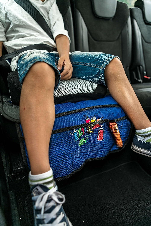 R/ücksitzschoner Schutzunterlage George XL Premium Autositzauflage Walser 12457 Kindersitzunterlage