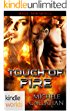 Magic, New Mexico: Touch of Fire (Kindle Worlds Novella)