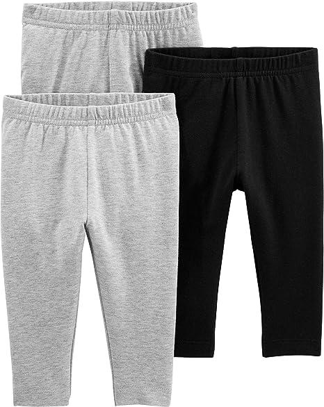 CARTERS LONG PANTS LOT 2 TWO PIECE SET PACK COMFY FIT GIRLS LEGGINGS CLOTHES