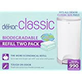Dekor Classic Biodegradable Refill Two Count