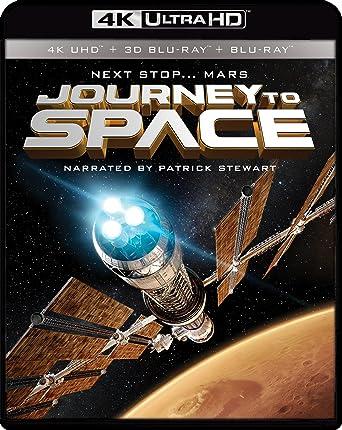 Amazon com: IMAX: Journey to Space [Blu-ray]: Patrick