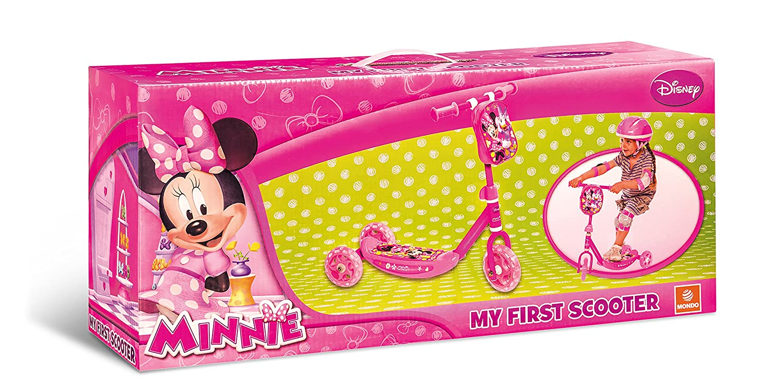 Mondo Minnie - Patinete con 3 Ruedas 28180