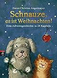 Schnauze, es ist Weihnachten: Eine Adventsgeschichte in 24 Kapiteln (Die Schnauze-Reihe 1)