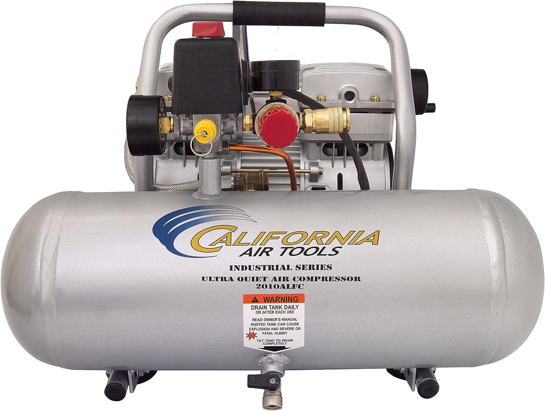 加州空气工具2-gallon空气压缩机