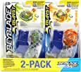 Beyblade Burst Value Starter 2-Pack Roktavor R2 and Kerbeus K2