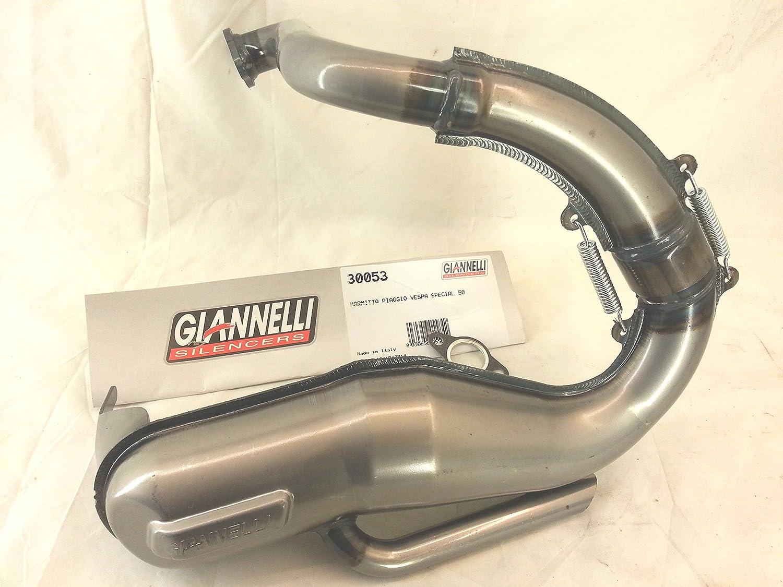 marmitta GIANNELLI espansione 50 special piaggio corsa corta50/112cc COD.30053