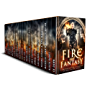 Fire and Fantasy: A Limited Edition Collection of Urban and Epic Fantasy