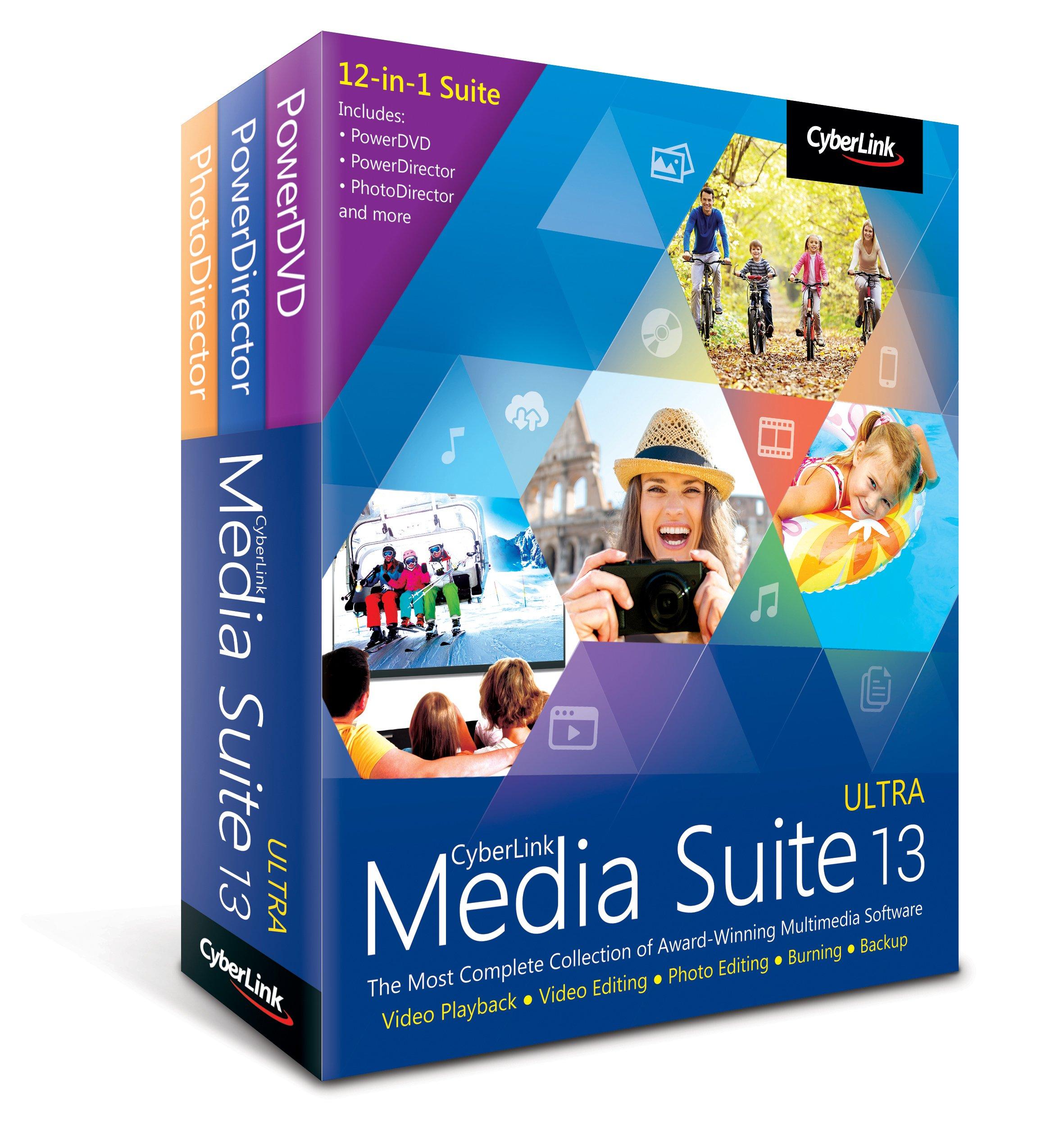 Cyberlink Media Suite 13 Ultra - Multimedia Software 22